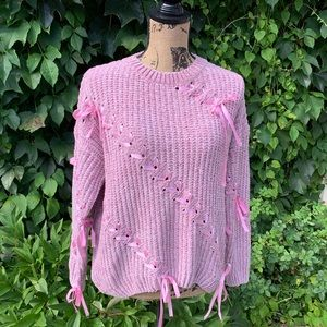 NWT SIMPLY COUTURE Sweater, L